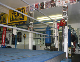 Tiger Boxing Gym Los Angeles Family Self Defense Training Fitness Club